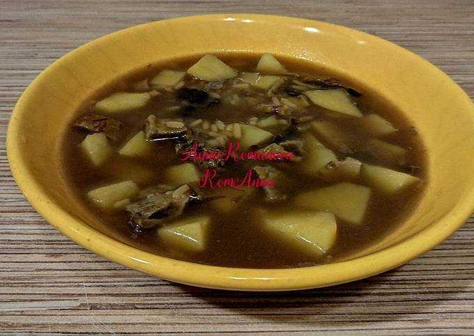 Лучшие рецепты мисо супа