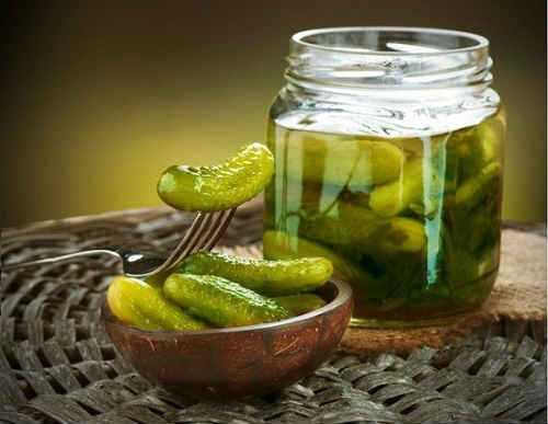 Рецепт огурцов, маринованных с лимоном на зиму - 10 пошаговых фото в рецепте