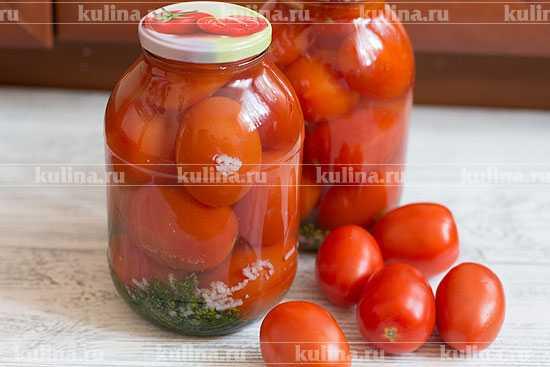 Болгарские помидоры на зиму рецепт с фото по шагам - вкусняха