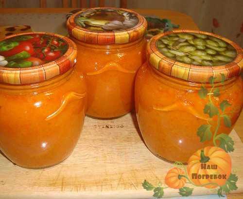 Овощная икра из кабачков и баклажан — приготовление в домашних условиях
