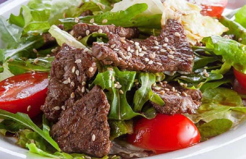 Салат нежный – сытная и легкая закуска! рецепт с фото и видео