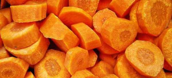 Как заморозить морковь (целиком, вареную, тертую) на зиму в морозилке,в пакетах, в домашних условиях
