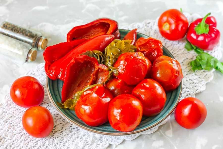 Вкусные заготовки на зиму из перца болгарского в домашних условиях