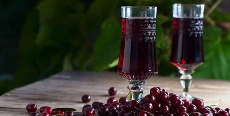 Вино из вишни в домашних условиях: 8 простых рецептов