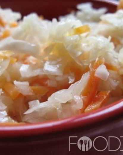 Квашеная капуста с медом – 8 рецептов быстрого приготовления очень вкусной квашеной капусты на зиму
