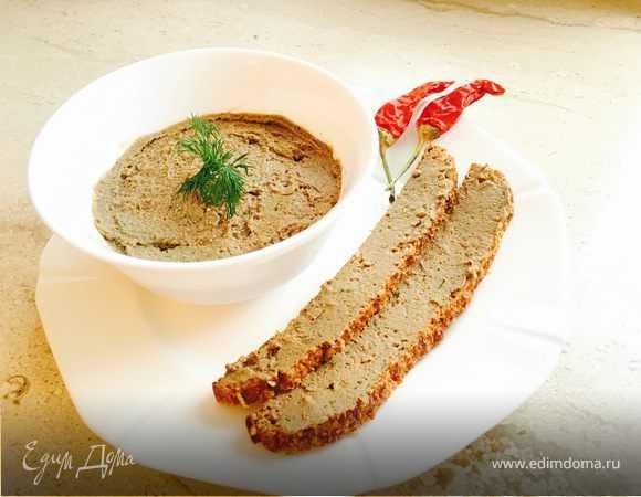 Паштет из куриной печени с морковью и луком рецепт с фото пошагово и видео - 1000.menu