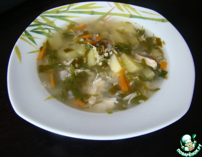 Как сварить суп из крапивы: с яйцом, с мясом, со щавелем, постный