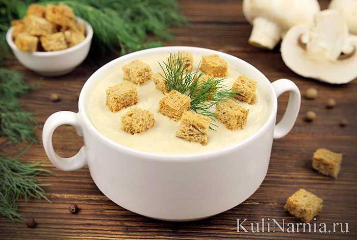Грибной суп из сушеных грибов - самые вкусные рецепты
