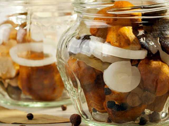 Маринованные подберезовики: пошаговый рецепт на зиму, с картинками, как чистить, блюда из грибов