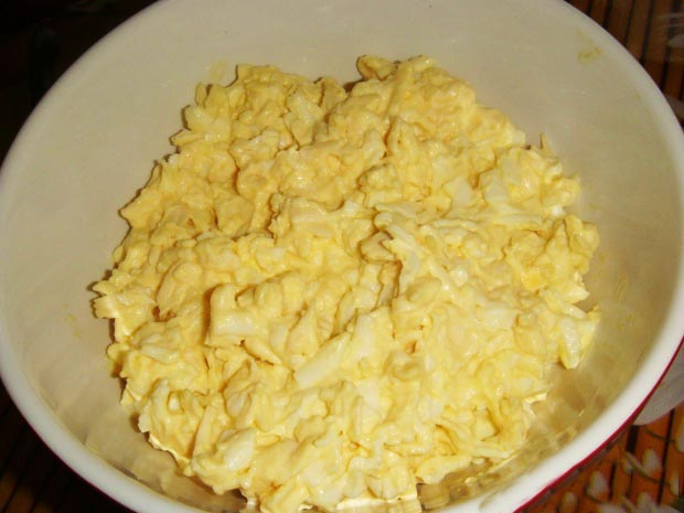 Салат с плавленым сыром. рецепты салатов с плавленными сырками