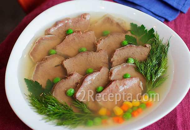 Как приготовить свиной язык - пошаговые рецепты блюд с фото и видео