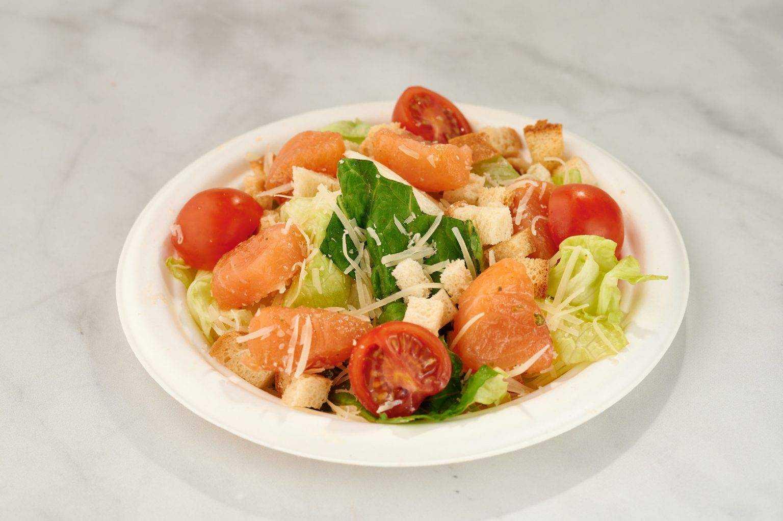 Салат цезарь с курицей – классический рецепт