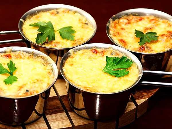 Жульен с грибами: рецепт ароматного и вкусного французского блюда