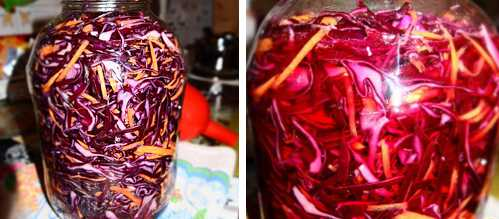 Капуста краснокочанная маринованная: рецепт на зиму в банках, способы маринования, как замариновать красную капусту с яблоком, мариновать с перцем