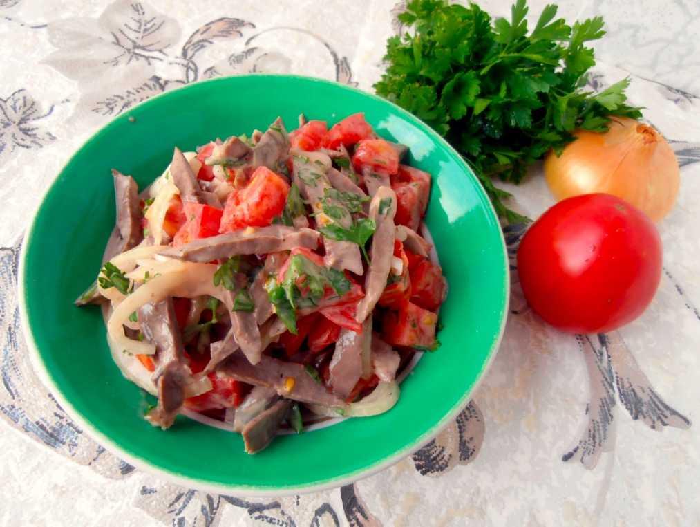 Салат сердечки с луком рецепт с фото - 1000.menu
