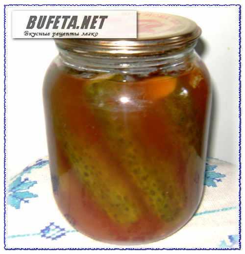Самый вкусный рецепт огурцов с кетчупом чили