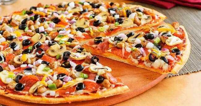 Пицца с грибами — лучшие рецепты. как правильно и вкусно приготовить грибную пиццу.