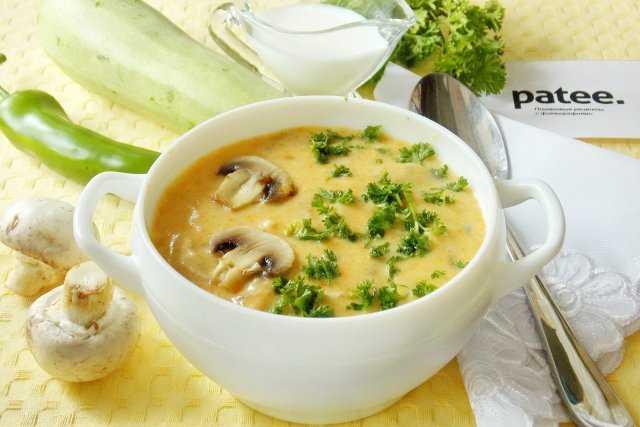 Суп из лисичек замороженных – лучшее горячее блюдо для обеда: рецепт с фото и видео