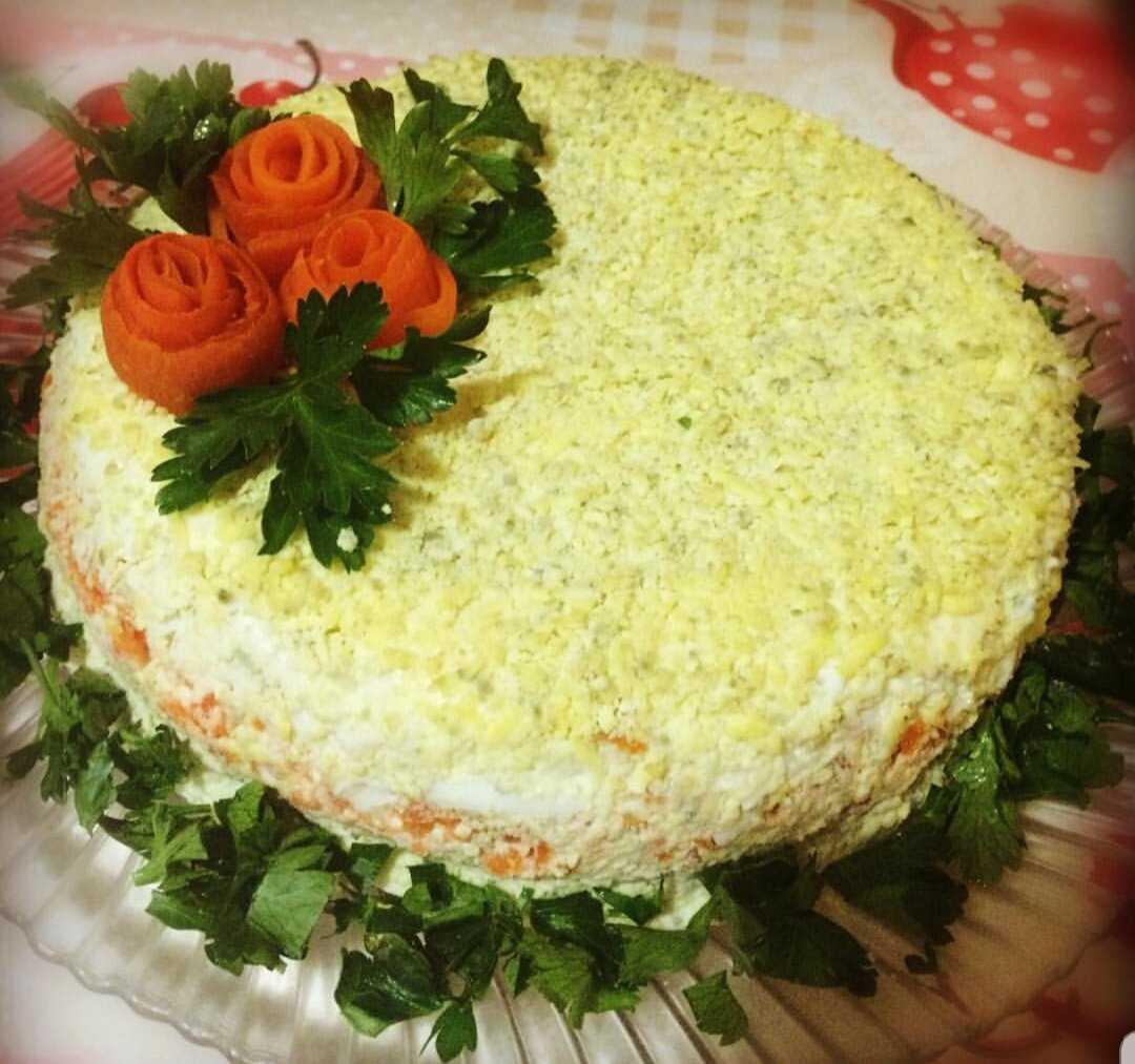Салат «весенний» – 5 рецептов к любому празднику