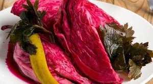 Рецепт маринованной капусты по-гурийски
