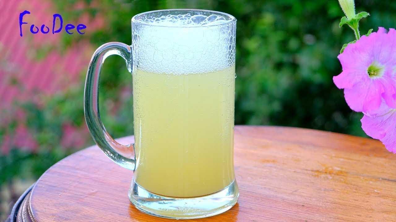 Лимонад из апельсинов – 7 рецептов в домашних условиях