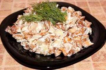 Жареные лисички с луком: как подготовить грибы к жарке, технология блюда. Самые лучшие рецепты с майонезом, томатным соусом, с мясом, пошаговые инструкции с фото.