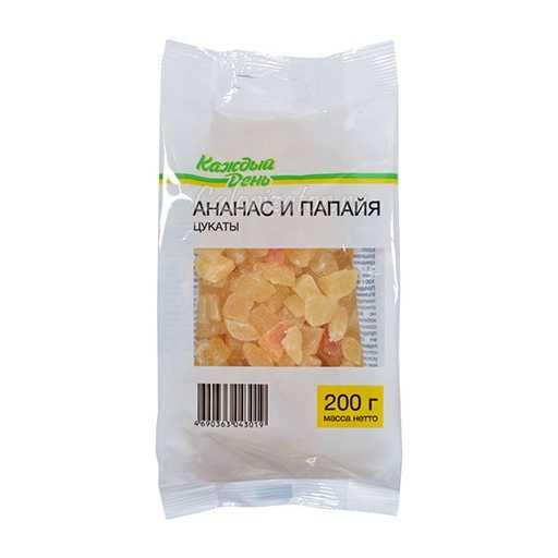Цукаты из ананаса: калорийность, польза, вред | food and health