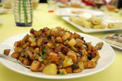 Жареная картошка в мультиварке: рецепты с фото