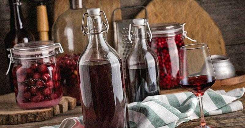 Домашнее вино из варенья: простой рецепт за 2 недели