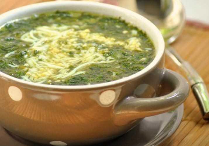 Суп из крапивы – 5 пошаговых рецептов с фото крапивного супа