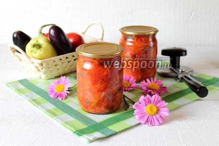 Анкл бенс из кабачков с помидорами и перцем - самый вкусный рецепт на зиму