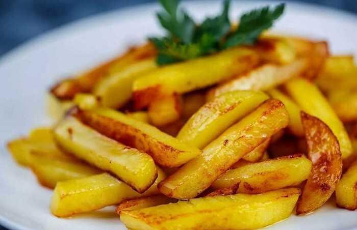 Как приготовить вкусную жареную картошку - лайфхакер