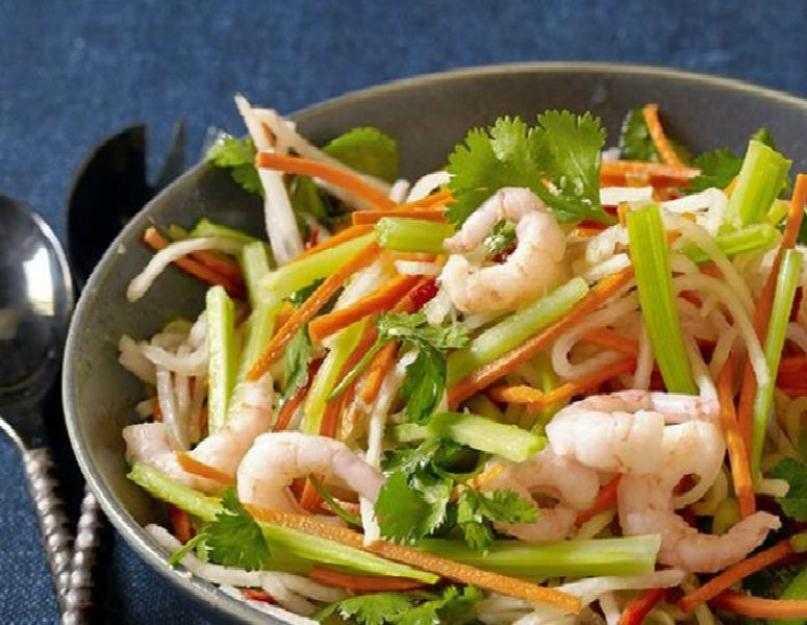 Салат из маргеланской редьки рецепт с фото - 1000.menu