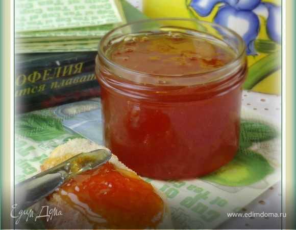 Апельсиновый джем: рецепт в домашних условиях