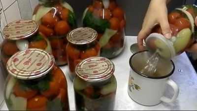 Маринованные помидоры на зиму - ну очень вкусные рецепты!