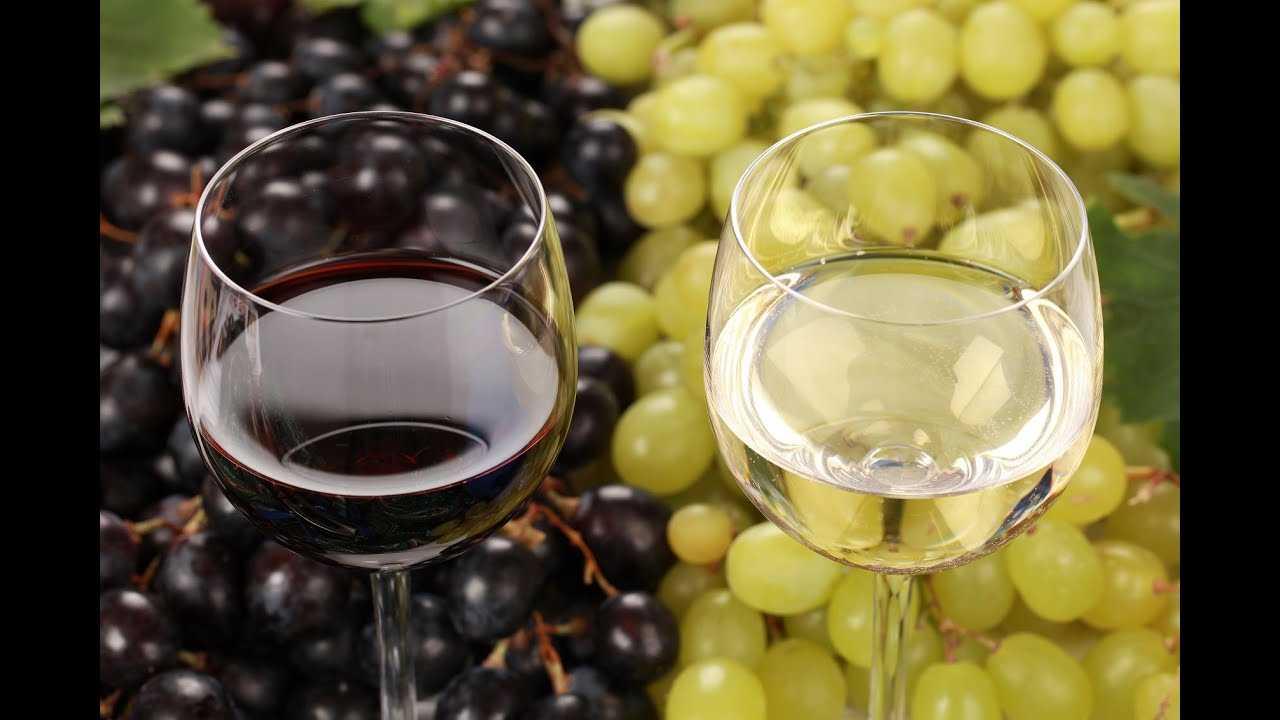 Технология приготовления и рецепты вина из гранатового и виноградного концентрированного соков в домашних условиях