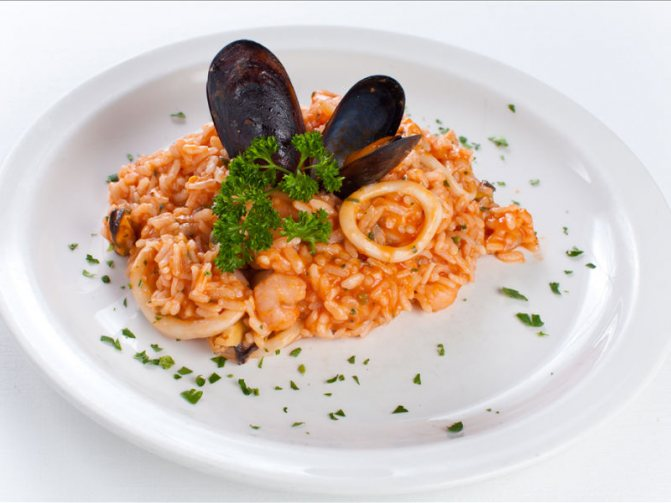 Ризотто с грибами – секреты и тонкости приготовления итальянского блюда. рецепты вкусного ризотто с грибами