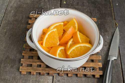 Компот из тыквы - как приготовить быстро и вкусно