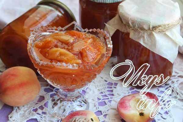 Как сварить джем из яблок на зиму