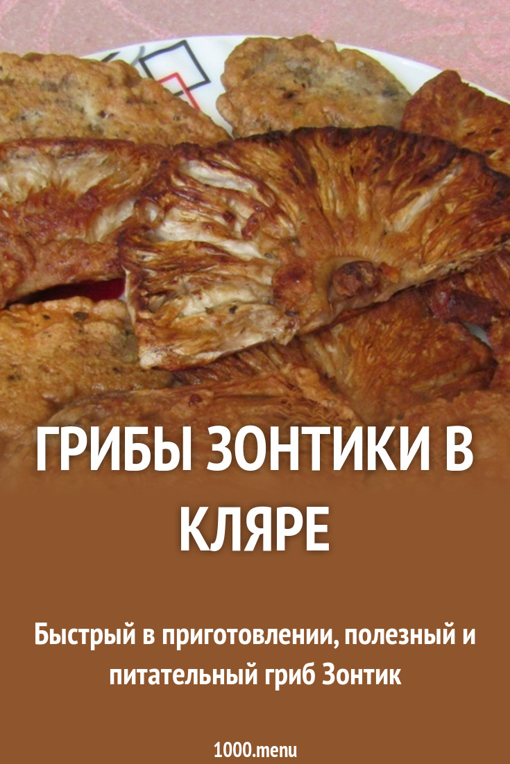 ᐉ гриб зонтик что можно приготовить - godacha.ru