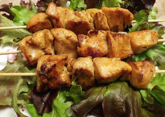 Рецепты с медово-горчичным маринадом для свинины