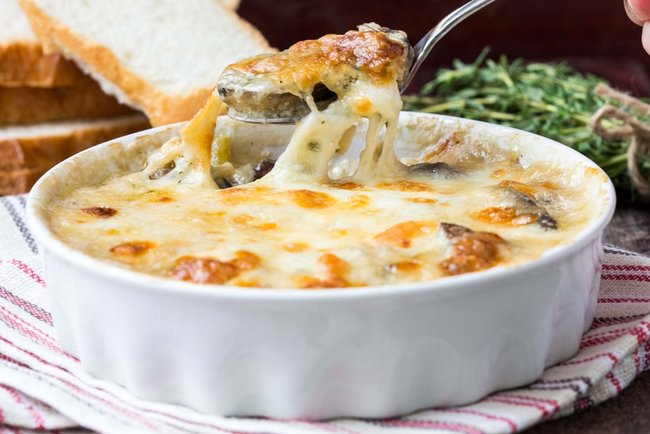 Как приготовить классический жульен с грибами по пошаговому рецепту с фото