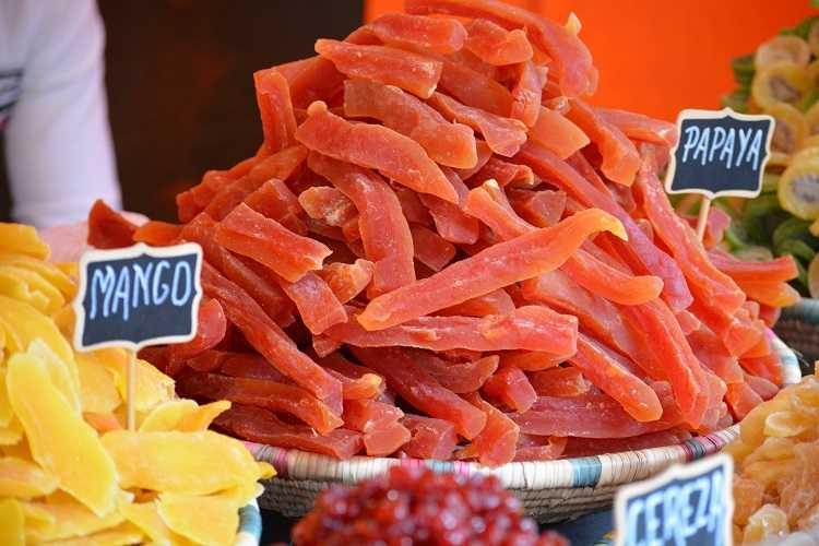 Полезные свойства сушеной папайи - портал обучения и саморазвития