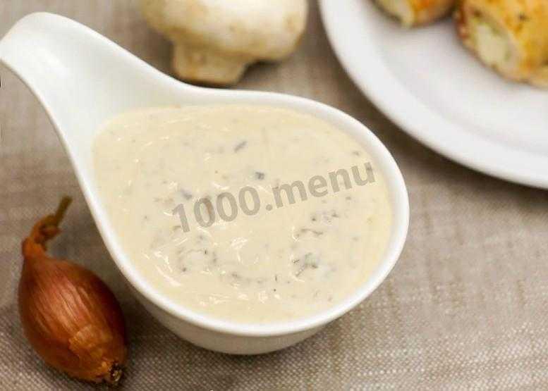 Как приготовить грибной соус из замороженных грибов