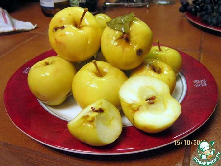 Квашеные яблоки: рецепты для заготовок на зиму в бочке и банках, а также быстрое приготовление в домашних условиях русский фермер