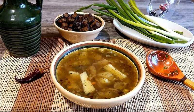 Грибной суп-пюре из лесных грибов: рецепт приготовления со сливками, а также советы и полезные хитрости