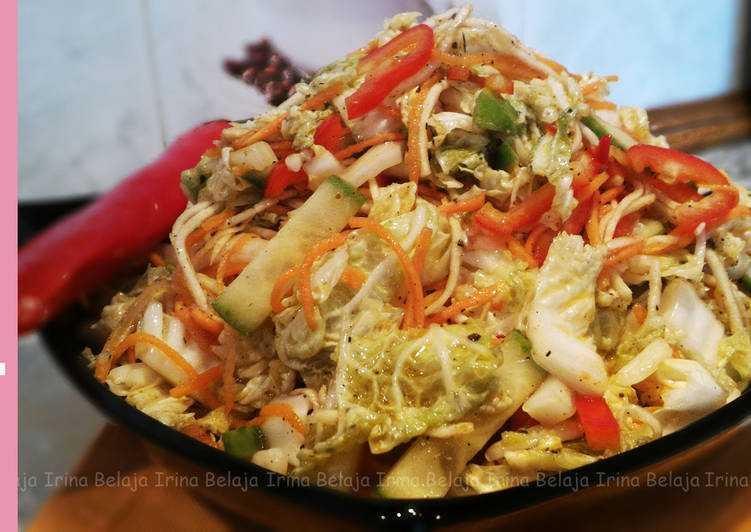 Кимчи из пекинской капусты. лучшие рецепты по корейски