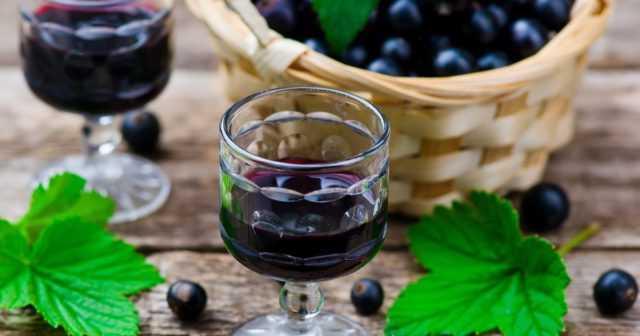 Как приготовить ликер из черной смородины - идеи для жизни - медиаплатформа миртесен