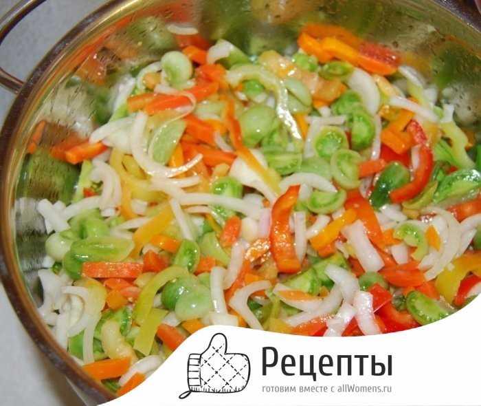 Вкуснейшие зимние салаты из зеленых помидоров без стерилизации
