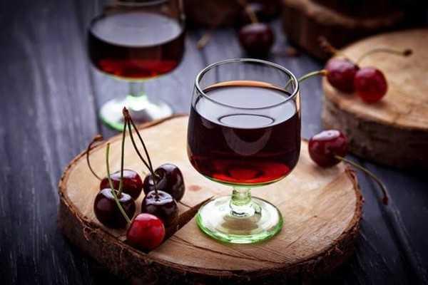 Рецепт приготовления вишневой наливки в домашних условиях